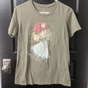Disney Merida Brave shirt